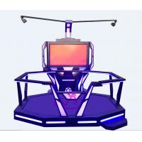 Quality Large Space 360 VR Standing Platform One Player For Shopping Mall for sale