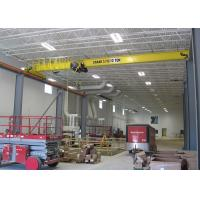 Quality Electric Overhead Travelling Crane Bridge Crane for Steel / Coal Mining Industry for sale