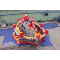 Quality Inflatable Disney Castle for sale
