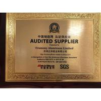 Trumony Aluminum Limited Certifications
