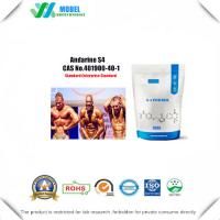 Quality Bodybuilding supplements SARMS Powder Andarine S4 GTX-007  CAS 401900-40-1 Free Shipping for sale