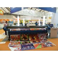 Quality DX5 Inkjet Print head Printer 1.8M Professional Eco Solvent Printer with 1440dpi for sale