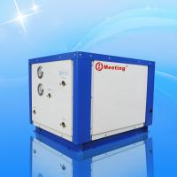 Quality Heating Floor Groundwater Heat Pump , Outdoor Water To Water Geothermal Heat Pump for sale