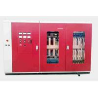 Quality 1400KW 500HZ Industrial Medium Frequency Induction Melting Furnace Steel Shell for sale