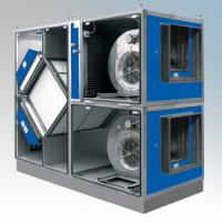 Buy cheap Aluminum core air Heat exchanger from wholesalers