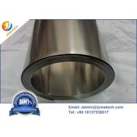 Quality ASTM B265-10 Titanium Alloy Products Strips And Foils For Electron / Chemical Industry for sale