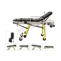 Quality High Quality Multi Functional And Multi-lever Folding Ambulance Stretcher Chair for sale