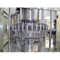 Quality Grain Juice Fully Automatic Bottle Filling Machines3.8kw 1000-30000BPH Capacity for sale