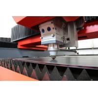 Quality 1000w Metal Laser Cutter / Custom Fiber Metal Laser Cutting Machine Water Cooling for sale