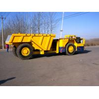 Buy LPDT Underground Load Haul Dump Truck Low Profile Dump 33km / h at wholesale prices