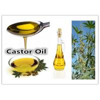 Quality Castor Oil Safe Organic Solvents Dehydyated Castor Oil for Injectable Steroids Cas 8001-79-4 for sale