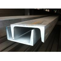 Quality 430 Stainless Steel Channel Cold Rolled With Well Mechanical Capacity for sale