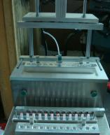 Quality Auto Machine With Air Blowing & Vacuum System for Silicone Design for sale