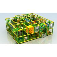 Quality full frame creative children's playground equipment indoor play structure for sale