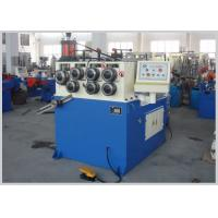 Quality 220v / 380v High Speed Pipe Rounding Machine 4kw Low Power Construction for sale
