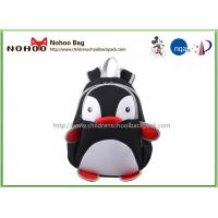Quality Penguin Shape Toddler Travel Backpack Harness For Toddlers Neoprene Material for sale