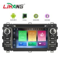 Quality Rear Camera DVR OBD TPMS Toyota Car DVD Player Car Stereo Player Ipod / Iphone Supported for sale