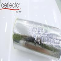 Buy cheap Silver Fiberglass Insulated Flex Hose , 12 Inch Insulated Flexible Duct Heat from wholesalers