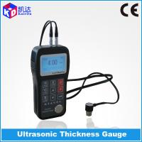 Quality wholesale high accuracy ultrasonic thickness measuring device for sale
