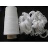 Buy cheap 100%polyster ring spun yarn 30s/1 close virgin from wholesalers