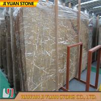 Quality Rain Forest Brown Marble Stone Slab Rain Forest Cafe Marble Tiles Slab For Flooring for sale