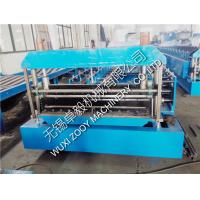 Quality G.i Coil Door Panel Roll Forming Machine with PANASONIC PLC control for sale