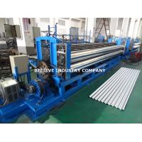 Quality Galvanized Steel, PPGI Steel, Galvalume Corrugated Sheet Roll Forming Machine for sale