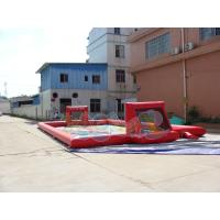 Quality Inflatable Water Soccer Field for sale