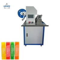 Quality Wooden seafood hammer labeling machine  wire labeling machine nylon cable tie gun labeling machine for sale