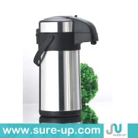 Quality stainless steel airpot, pump pot,vacuum flask,coffee pot for sale