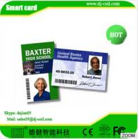 Best plastic id card for business wholesale