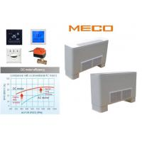 Quality Water Chilled Floor Standing Fan Coil Unit With Cooling Capacity 2RT 800CFM for sale