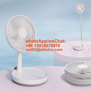 Quality Sibolux small table dc stand portable desktop foldable electric fan floor fan/standing fan for sale