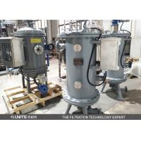 Quality automatic self cleaning filters with PTFE scraper for viscous liquid for sale