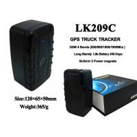 China Rental Car Magnetic GPS Tracking Device With Long Battery Life--Black LK209C-3G on sale