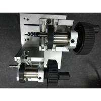 Quality Stable Adjustable CMM Fixture Kits For VMM / Laser Measuring Machine Fixturing for sale