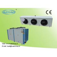 Quality High Capacity Low Temperature Chiller Copeland Air Cooled R404a Condensing Unit for sale