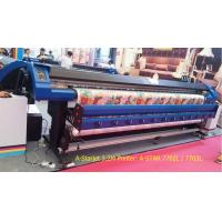 Buy cheap Flex Banner A-Starjet Eco Solvent Printer for AD in Shopping Mall 1.8M from wholesalers
