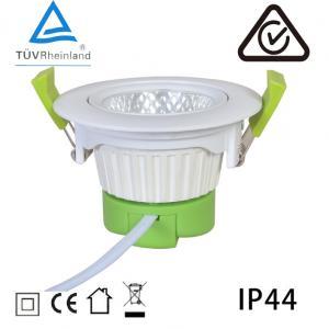 Quality SAA cob Plastic clad led downlight for sale