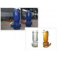 Quality Professional Heavy Duty Submersible Pump , Submersible Drainage Pump For Dredging Ship for sale
