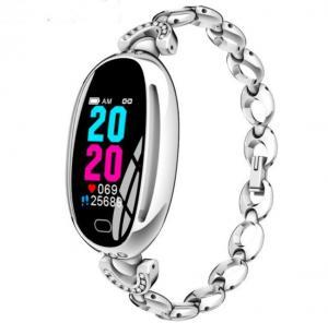 China Fashion ladies smart watch Heart rate monitoring Blood pressure monitoring women smart bracelet watch on sale
