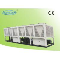 Quality R410A R22 R407 Air Cooled Heat Pump Chiller , Heat Recovery Chiller for sale