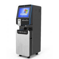 Quality OEM Sample H61 consumption class Transaction Machine , 3 in 1 card reader Cloning Machine for sale