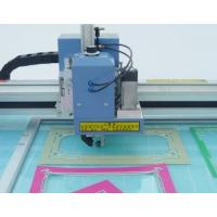 Quality Card Paper Photo Frame Making Machine 45 Degree Angle Table Cutting Thickness 3.6mm for sale