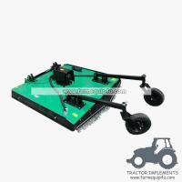 7SM - 3 point Rotary Slasher Mower for tractor with CE 7Ft