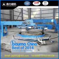 China Vertical Hume Pipe Making Machine for Precast Concrete Pipe on sale