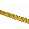 Buy cheap Rod Brazing 2.5mm HS221 Brass Welding Rod brass round bar stock from wholesalers