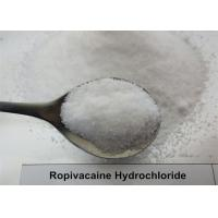 Quality Strongest Local Anesthetic Powder Ropivacaine HCL Pharmaceutical Anabolic Steroids for sale