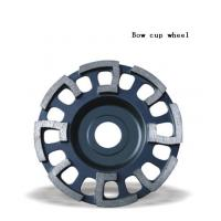 Quality JWT Diamond Cup Wheel with Bow Grinding Cup Wheel for sale