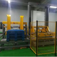 Quality 50 / 60Hz 380V Low Level Palletizer 0.5 - 0.7MPa Air Pressure Easy To Operate for sale